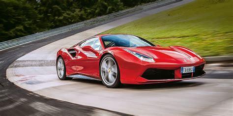 Watch The Ferrari 488 Gtb Blast Its Way Around The Nurburgring