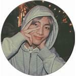 Bts Kpop Taehyung Kim Transparent Face Bare