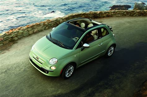 Fiat Convertible Review by 2018 Fiat 500c Convertible Review Trims Specs And Price