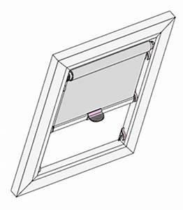 Günstige Velux Dachfenster : g nstige rollos f r roto velux dachfenster ihr ~ Lizthompson.info Haus und Dekorationen