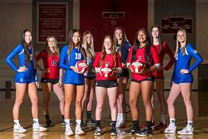 All-County girls volleyball teams: First team, Second team ...