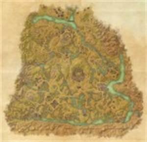 Zone Maps Elder Scrolls Online Guides