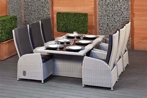 Round Dining Table And Newport Arm Chairs Piece Outdoor