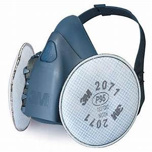 3M 7500 Series Half Facepiece Dust and Sanding Respirator