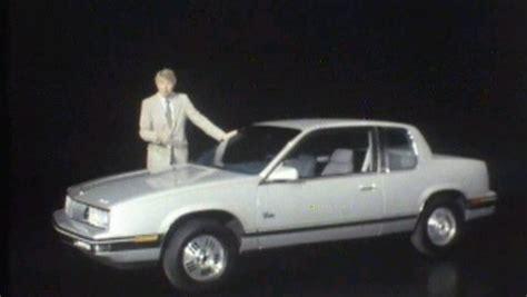 oldsmobile calais manufacturer promo