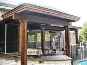 Solid Wood Patio Cover Kits by Factory Direct Remodeling Of Atlanta Photo Gallery