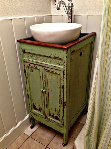 ideas for bathroom vanities and cabinets 10 creative and repurposed ideas for alternative bathroom