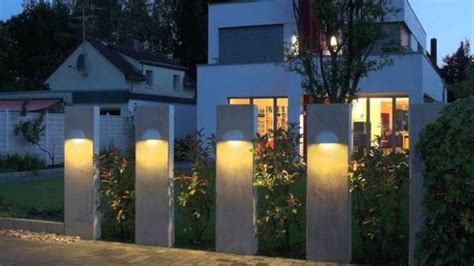 12 Modern Outdoor Lighting Sconces For Fun Evenings On
