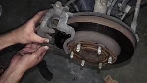 How To Change Brake Pads Rodeo 2003 Isuzu Diy Truck