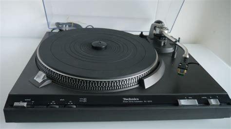 Technics Sl-3210 Plattenspieler / Tonabnehmer