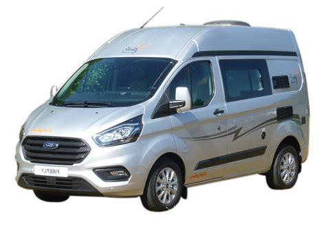 New Motorhomes and Campervans for sale from Devon Conversions