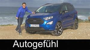 Ford Ecosport St Line 2018 : ford ecosport st line awd full review 2018 all new or ~ Kayakingforconservation.com Haus und Dekorationen