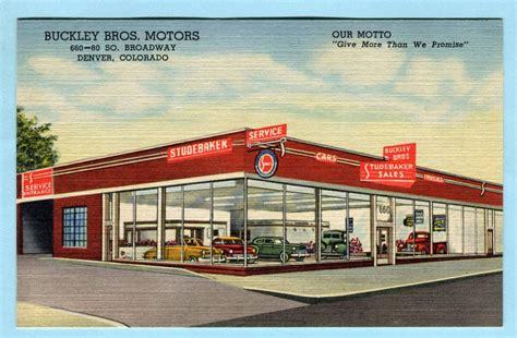 Studebaker Dealership   Car dealership, Studebaker, Dealership