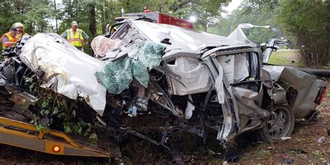 Unrestrained Man Dies In Fatal Crash In Beauregard Parish