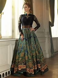 Indian Party Gown Dress