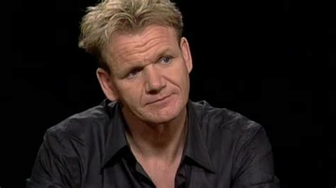 Collection - Great Chefs - Gordon Ramsay — Charlie Rose