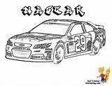 Nascar Coloring Cars Fast Race Cool Printable Sheets Boys Fan Yescoloring Speed Visit sketch template