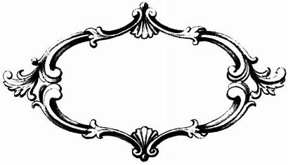 Borders Clipart Clip Frame Fancy Sign Clipground