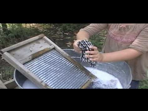 how do you hand wash clothes in a sink alicia washing on a washboard youtube