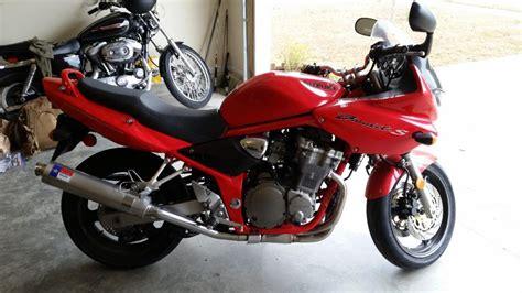 Suzuki Bandit Motorcycle by 2003 Suzuki Bandit Motorcycles For Sale