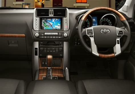 toyota land cruiser prado steering wheel interior picture