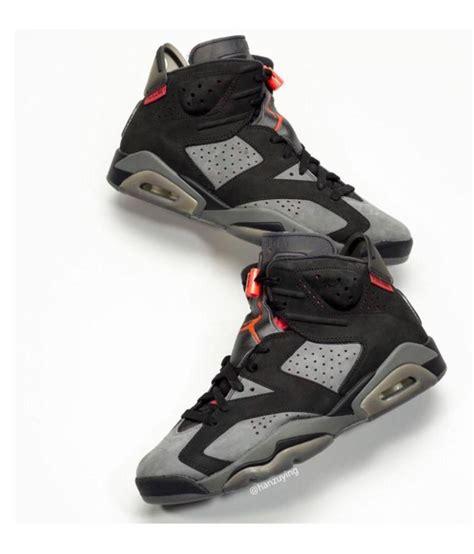 Nike Air Jordan X Psg 6 Multi Color Basketball Shoes Buy