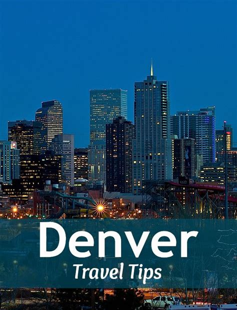 what to do in denver colorado y travel bucket list