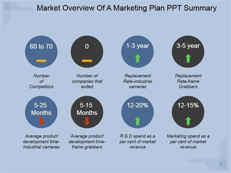 Market Overview Of A Marketing Plan Ppt Summary ...