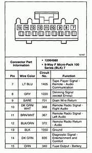 2000 Pontiac Montana Stereo Wiring 2000 Pontiac Sunbird Rear Wiring Diagram Wiring Diagram
