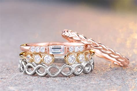 different style and trend of wedding rings mybridalring blog
