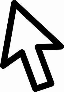 Mouse Pointer Svg Png Icon Free Download (#72592 ...