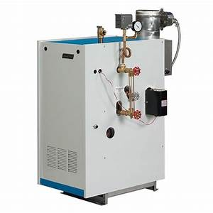 Slant/Fin Galaxy Natural Gas Steam Boiler with 160,000 BTU
