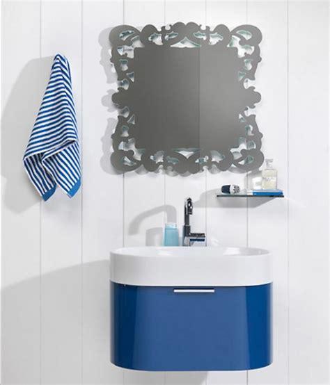 bilbao modern wall mounted bathroom vanities  regia