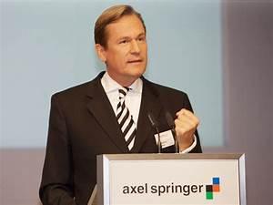 Mathias Döpfner: Schutz für digitale Inhalte - COMPUTER BILD