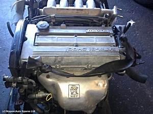 Mazda 626 2 0 Petrol Fs Engine 1992