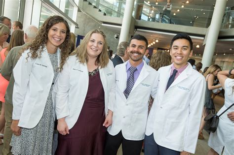 ATSU welcomes new students during white coat ceremonies