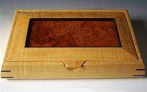 This Handcrafted Wooden Box Makes a Beautiful Decorative