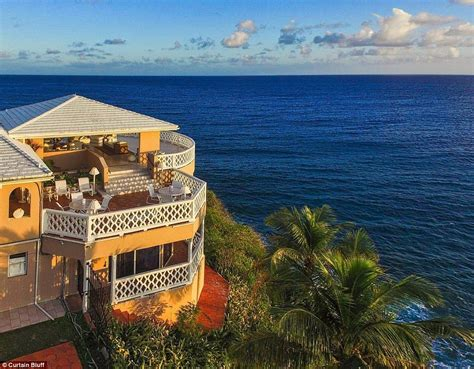 Curtain Bluff Antigua News by Antigua S Curtain Bluff Hotel Shown In Unseen Photos
