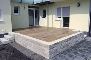 Terrasse Bauen Beton : terrassenmontage golek renovierung modernisierung sanierung karlsruhe ~ Orissabook.com Haus und Dekorationen