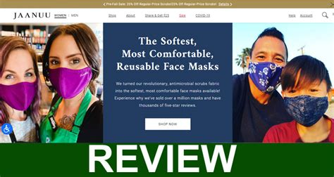 Jaanuu Mask Review (August) Is This A Legit Site Or Not?