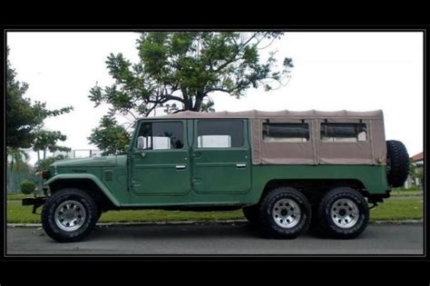 icon fj40 4 door building a four door fj40 page 15 toyota forever