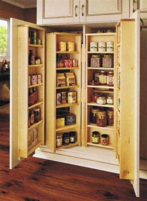 Wooden Pantry Shelving Systems  The Interior Design