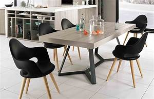 Que Donner A Manger A Un Ecureuil Sauvage : tables et chaises en bois donnez du style votre salle ~ Dallasstarsshop.com Idées de Décoration