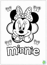 Minnie Mouse Coloring Pages Disney Jordan Michael Printable Dinokids Allen Warriors Golden State Coloringtop Iverson Hornets Charlotte Getcolorings Olds Shoes sketch template