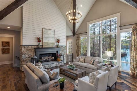 Deirdre sullivan is a feature writer who specializes in home improvement and interior design. 17 Stunning Rustic Living Room Interior Designs For Your ...