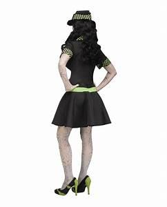 Warmes Halloween Kostüm : 50er jahre zombie kellnerin kost m g nstig zombie walk ~ Lizthompson.info Haus und Dekorationen