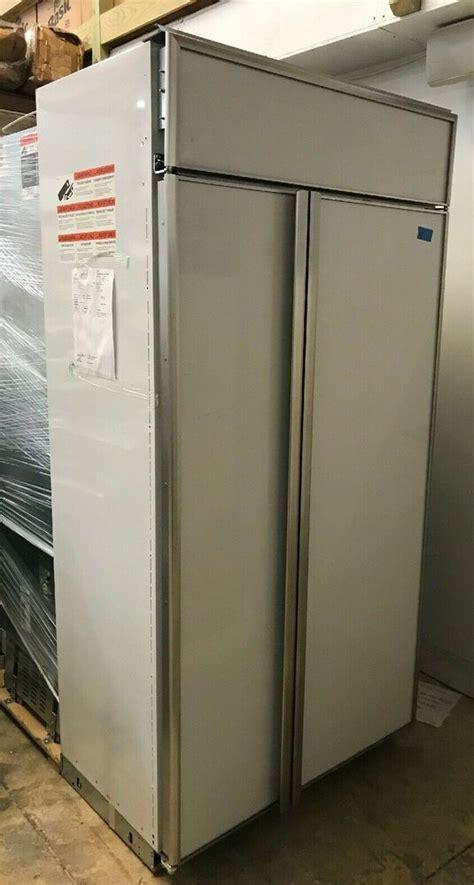 ge monogram   built  refrigerator tyresc