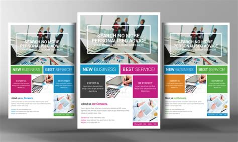 marketing flyer templates sample templates