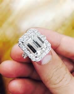 million dollar engagement rings lozada engaged see million dollar ring