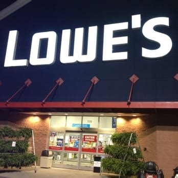 lowes home improvement asheboro nc  facts  lowes